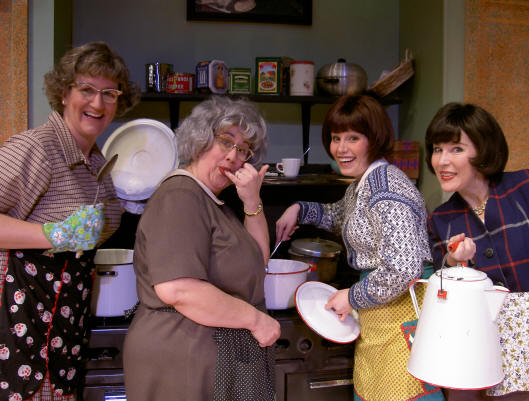 Full Of Good, Clean Laughs, Memorable Characters, Toe Tapping Tunes And  Delicious Humor, Church Basement Ladies Is Perfect Entertainment For The  Entire ...
