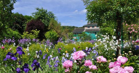 The Gardens of Claude Monet